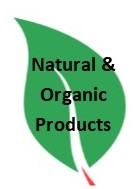 Natural & Organic Products